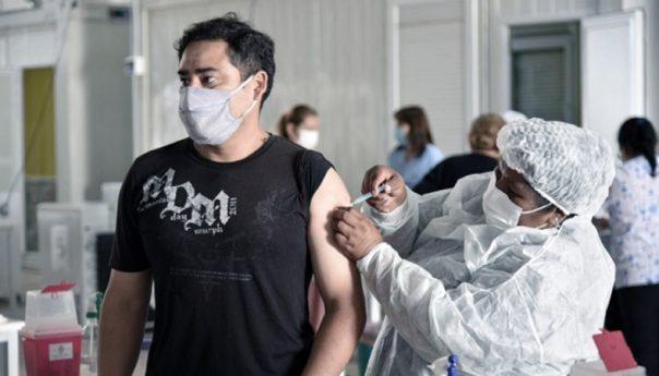 """Desde el Gobierno nacional recordaron que las vacunas son """"optativas"""" y rechazaron medidas punitivas - Télam"""